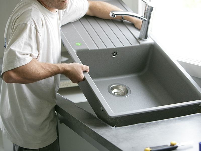 Installation, entretien et réparation de plomberie neuve à Jonquière, QC