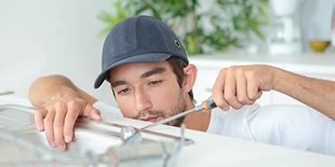 Réparation de toutes les fuites d'eau potentielles
